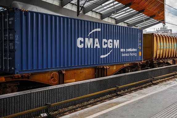 CMA CGM 스페인 철도운송사 인수, '종합물류기업'으로 한 발짝 더
