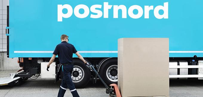 Postnord의 모든 운송은 첫 부분과 마지막 부분에서 도로 운송으로 이루어진다.